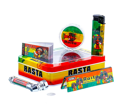 Rasta Jonko Smoke Set