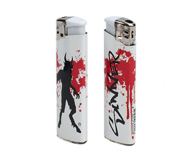 Lighter Sinner Devil - Refillable - Waterpijp-bong.nl