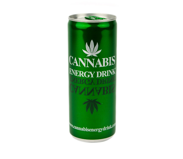 Cannabis Energy Drink 250ml