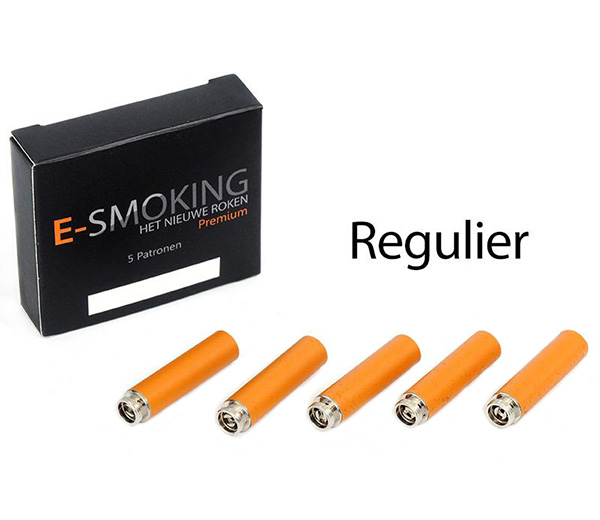 E-smoking Patronen Regulier Laag 1 x 5 stk