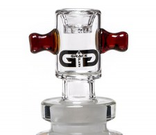 GG Limited Edition Amber Saxo Bubbler - Waterpijp-bong.nl