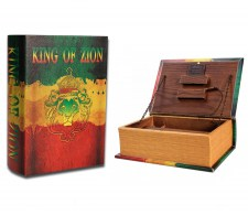 Kavatza Stash Book King of Zion - small - Waterpijp-bong.nl
