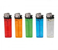 Transparant Unilite Lighter - Waterpijp-bong.nl