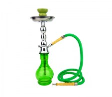 Junior Hookah Waterpijp 1 slang groen