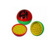 Ball Grinder Rasta 50mm 2 parts