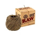 RAW Hemp Wick Ball 76 meter