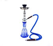 Junior Hookah Waterpijp Flame 1 slang blauw
